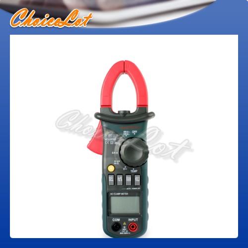 New Mastech MS2008B Multi-fuction Handhold AC/DC Digital Clamp Meter Backlight